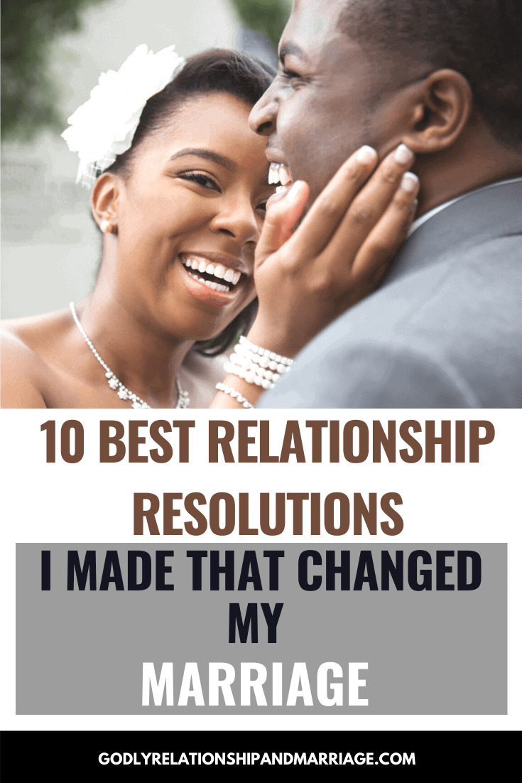 The best 10 resolutions for your Marriage