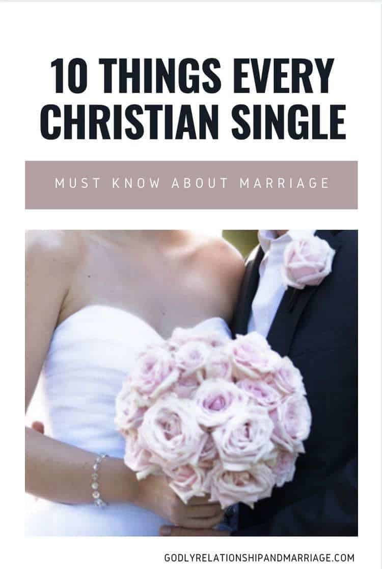 Marriage and Christian Single