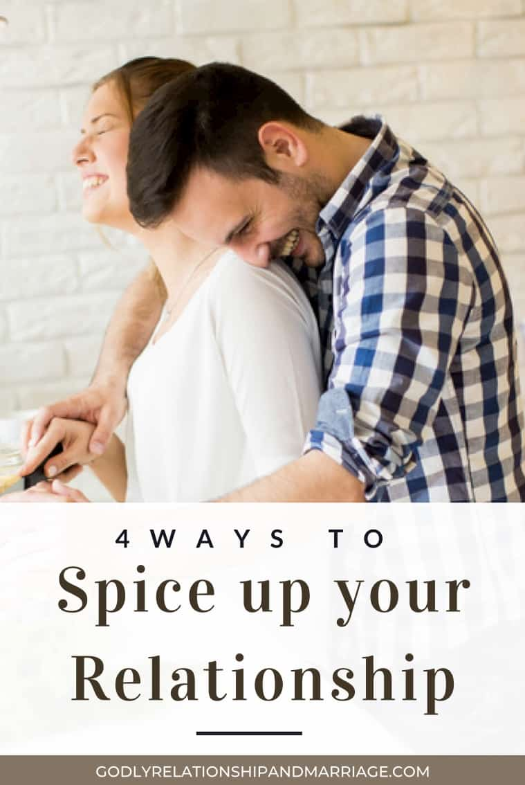 4 ways to spice up your Relationship