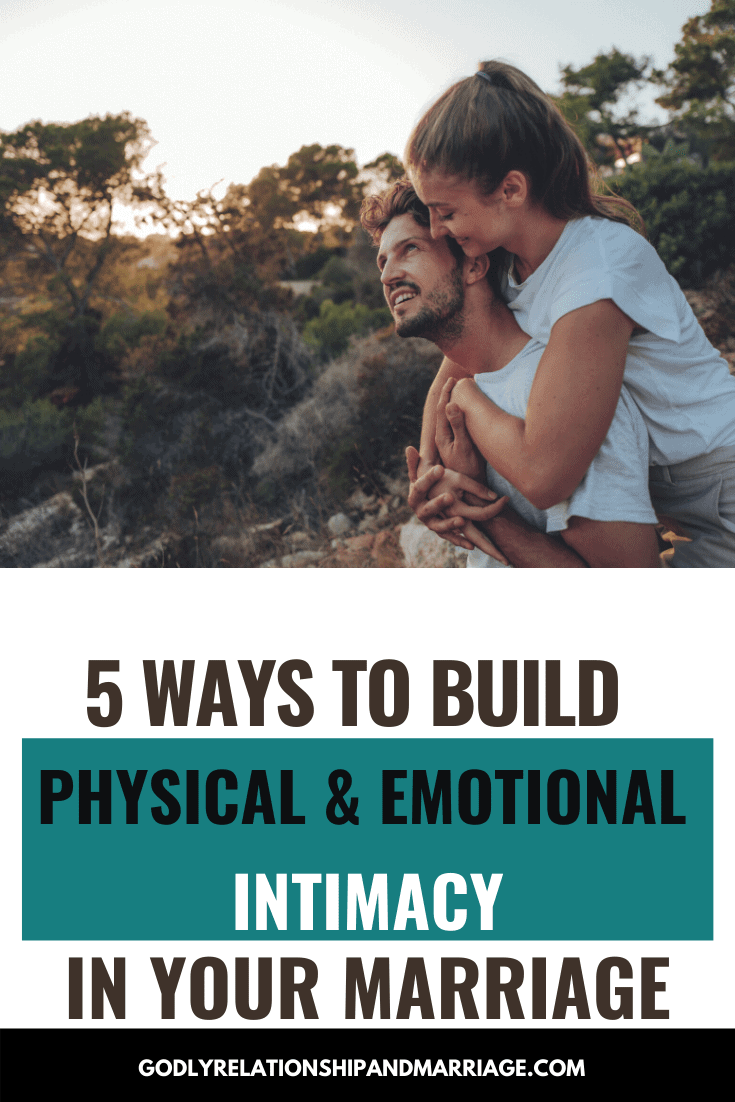 Physical and Emotional Intimacy